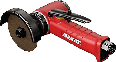 "Aircat 6525-A In-line Cut-Off Tool,Indexible Guard, 3"" Wheel, Free S&H"