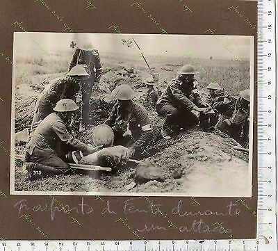 401/3 ww1 LOT 2 photo  france front british tank airplane somme arras champagne