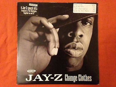 "Jay Z - Change Clothes 12"" Vinyl Single"