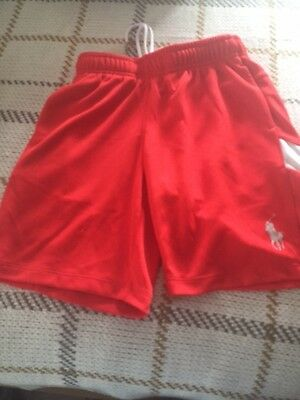 Boys Ralph Lauren athletic shorts size 6