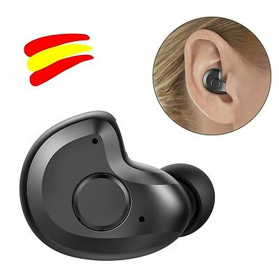 AngLink mini Auricular Bluetooth 4.1,Manos Libres in-ear con Micrófono