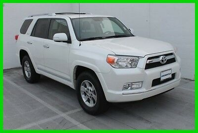 2013 Toyota 4Runner Limited 2013 Limited Used 4L V6 24V Automatic RWD SUV