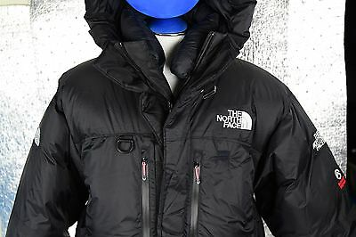 e0c35bf68a New Genuine The North Face Himalayan 800 Fill Down Parka Men s Xl Black  649