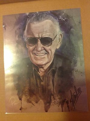 Art Print of Stan Lee