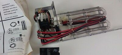 4800W 240V Integral Strip Heater for Package Cooling & Heat Pump Units, New