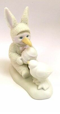 Dept 56 - Snowbunnies - Are You My Mama - Retired, New In Box