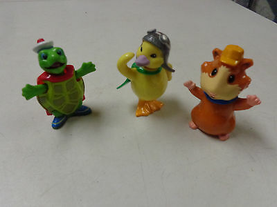 Fisher Price Wonderpets  Musical Flyboat Replacement Animals  Characters