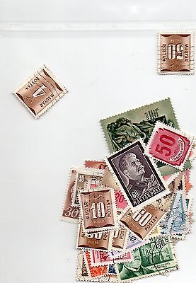 Selection of Stamps of Hungary