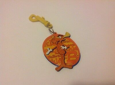 Ashten Products  Bullwinkle large Key chain/ Bag tag