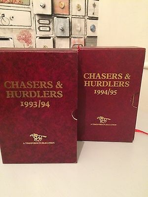 timeform chasers and hurdlers 93/94 95/96