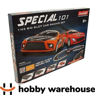 Joysway Special 101 1/43 Slot Car Racing Set