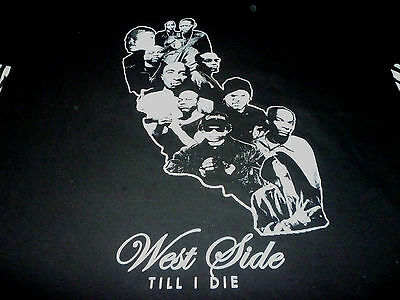 West Side Shirt ( Used Size L ) Very Nice Condition!!!