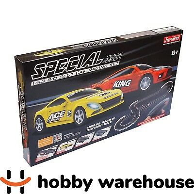 Joysway Special 201 1/43 Slot Car Racing Set
