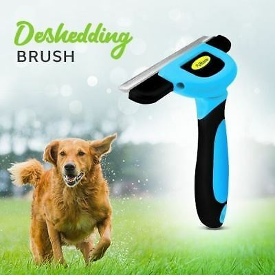 DakPets Deshedding Light Trimming Brush Tool Dogs Cats Horses Pet Supplies NEW