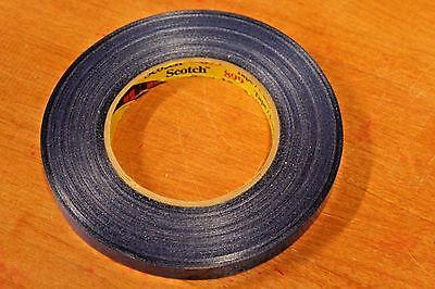 (18) Rolls 3M Scotch Strapping Tape 1/2' wide 60 yards long Blue