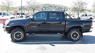 2014 Toyota Tacoma TRD Sport Crew Cab Pickup 4-Door 2014 TOYOTA TACOMA DOUBLE CAB 4X4--ONLY 1901 MILES!!!