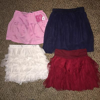 Girls SZ 7/8 Skirts Lot: Gap, Children's Place, Dreampop