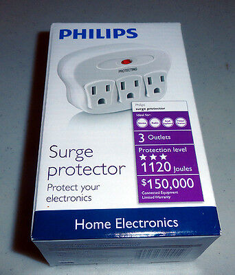 Philips Surge Protector