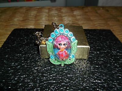 Vintage Mattel Jewelry Flower Bracelet Liddle Kiddle Doll In Very Nice Condition