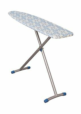 Household Essentials 715300-1 Classic T-Leg Ironing Board with Adjustable Height