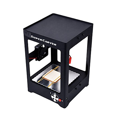 Miyare SuperCarver K2 1000MW USB DIY Engraver Machine 1W High Power DIY Metal Sh