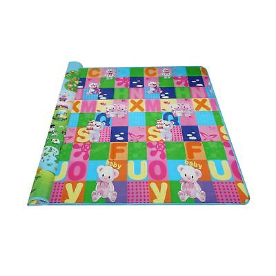 Arshiner Baby Kid Toddler Play Crawl Mat Carpet Playmat Foam Blanket Rug for In/