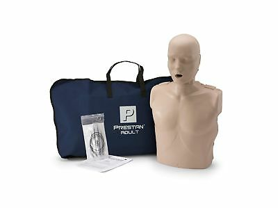 PRESTAN PP-AM-100-MS Professional Adult CPR-AED Training Manikin, Medium Skin To