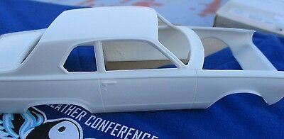 1965 Dodge Dart Awb Altered Resin Kit 1:25 '65