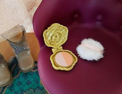 American Girl Tenney Grant Make Up Compact Puff from Stage Dressing Room