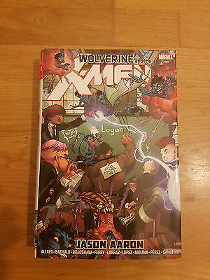 Marvel Wolverine and the X-Men Omnibus VF