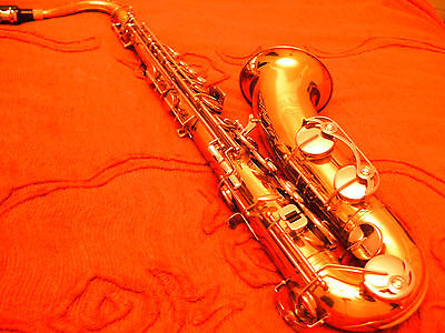 Elkhart (Gdr)Tenor Saxophone In Excellent Condition