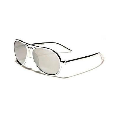 2 PAIR KIDS TODDLER BOYS GIRLS Pilot PILOT CLASSIC SUNGLASSES SHADE Silver US