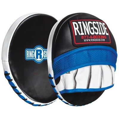 NEW Ringside Gel Shock Boxing Punch Mitts - Kick MMA Cardio Gear Fitness Train