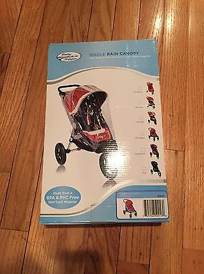 Baby Jogger Rain Canopy for City Select Seat , New, Free Shipping