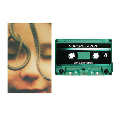 SUPERHEAVEN Ours Is Chrome limited cassette tape sealed Daylight rock