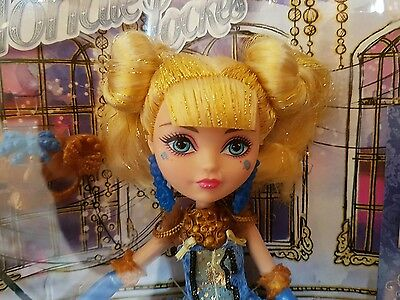 Ever After High - Thronecoming - Blondie Locks Doll - New