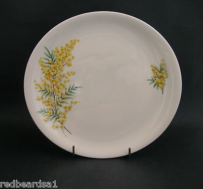 China Replacement Bristol Golden Days Vintage Salad Plate England 22cm c1950s