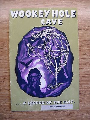 Wookey Hole Cave - A Legend Of The Past - Circa Early / Mid 1960's