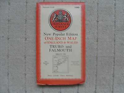 1947 OS map - Truro and Falmouth