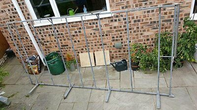 Roof rack for a transit van, excellent condition Includes all nuts/bolts.