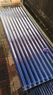 pvc corrugated roofing sheets 7ft