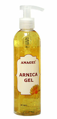 Anagel Arnica Gel with pump dispenser 250ml 500ml