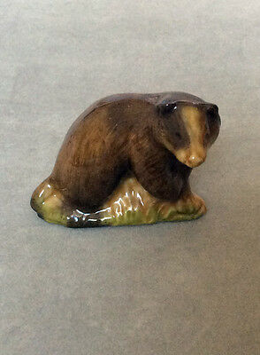 Wade Whimsies - Whoppa Badger Set 3 - Rare and Perfect Condition
