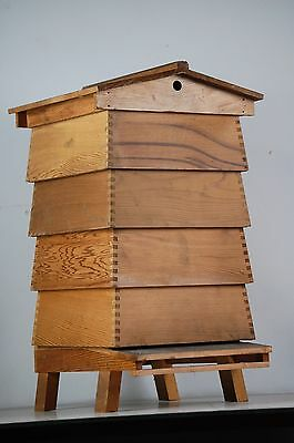 Model Bee Hive - Sales Sample