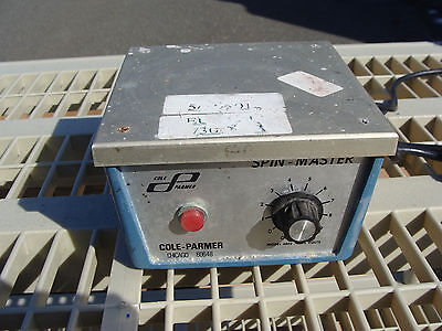 Cole-Parmer Spin-Master Stirrer Hot Plate Model 4802