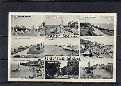 GREETINGS from Herne Bay 1952