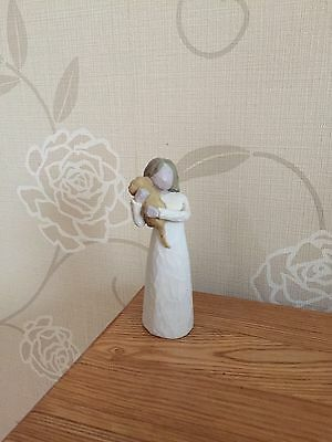 Collectable Willow Tree Figure Angel Of Friendship