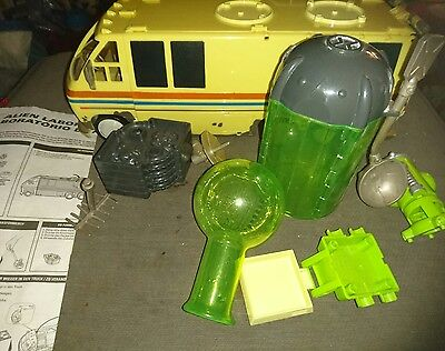 ben 10 Alien Laboratory Truck selling for spares