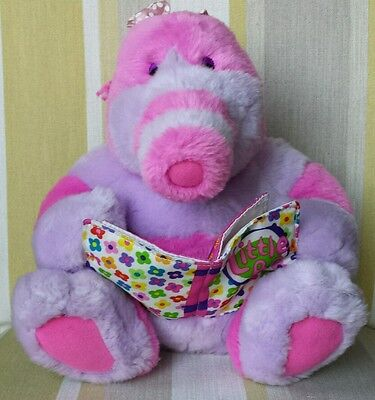 """Little Bo Story Time Fimble 9"""" animated plush sings moves and reads a story"""