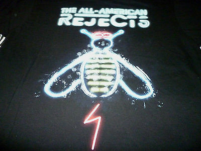 The All-American Rejects Shirt ( Used Size L ) Nice Condition!!!